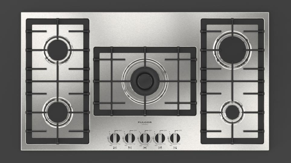 F4GK36S1 - COOKTOP 400 SERIES 36'' - Studio 4