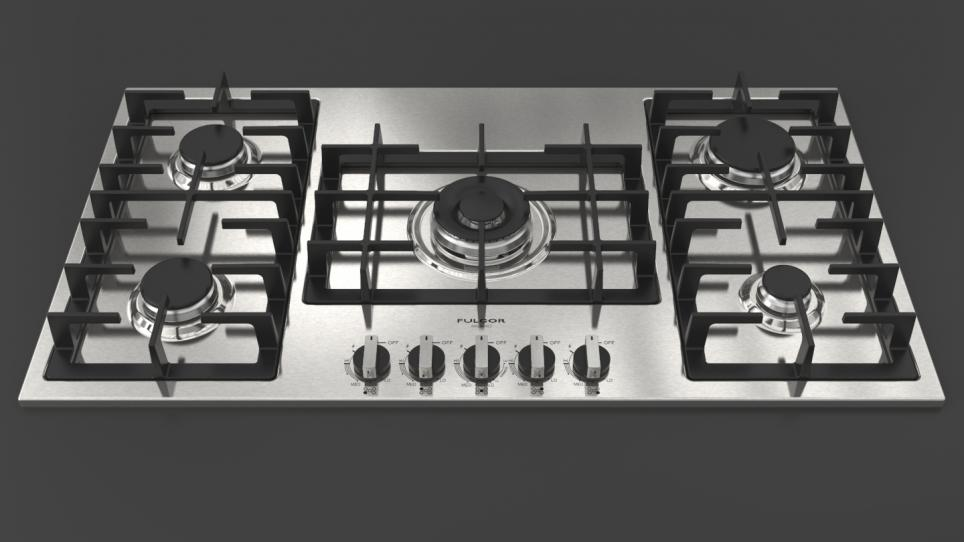 F4GK36S1 - COOKTOP 400 SERIES 36'' - Studio 5