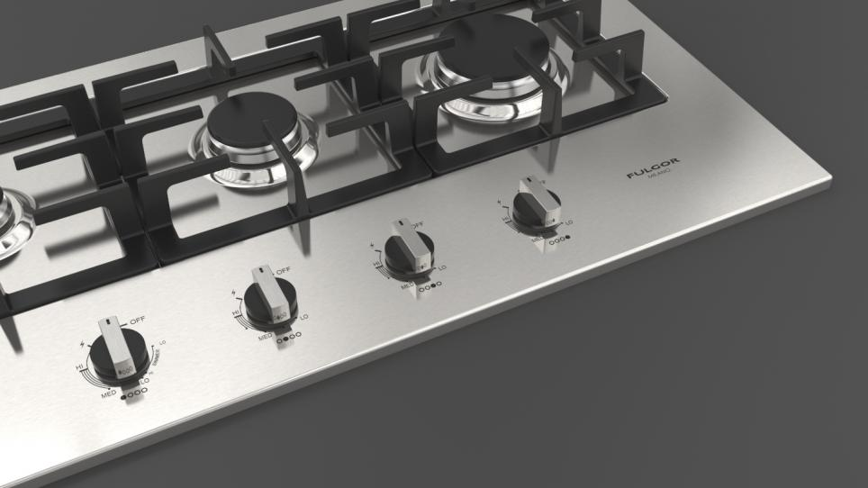 F4GK42S1 - COOKTOP 400 SERIES 44'' - Studio 3