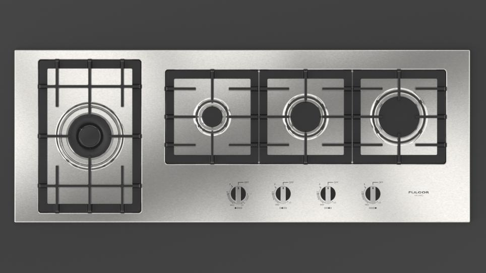 F4GK42S1 - COOKTOP 400 SERIES 44'' - Studio 4